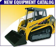 New Equipment Catalog