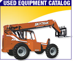 Used Equipment Catalog